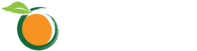Covent Garden Supply Imports logo. Abstract orange icon with white wordmark to the right.